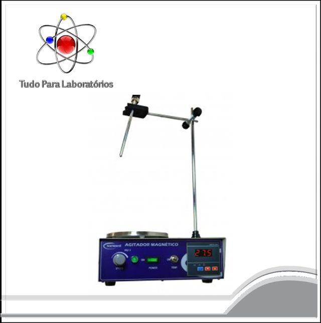 Agitador de bancada para laboratorio