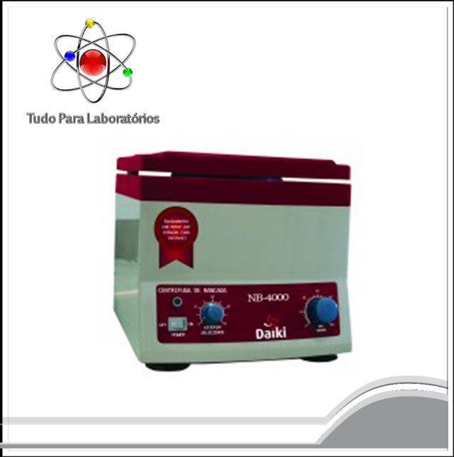 Centrifuga para laboratorio preço