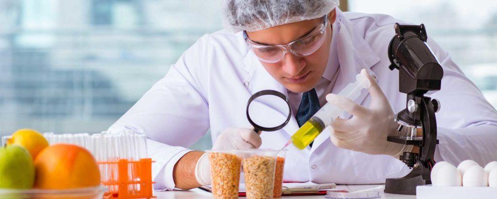 Laboratorio de analise de micotoxinas